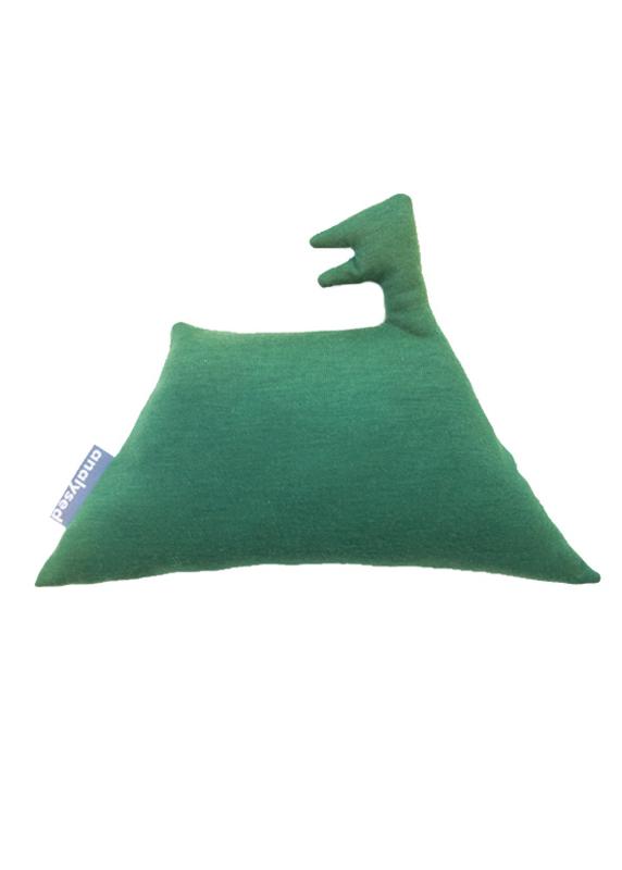 Knuffel Tent groen