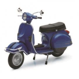 Vespa P200E - 1978 - blauw - New Ray 1:12