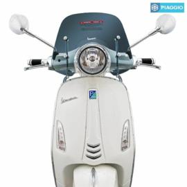Flyscreen Piaggio Cruiser voor Vespa Primavera 50-150 ccm - getint