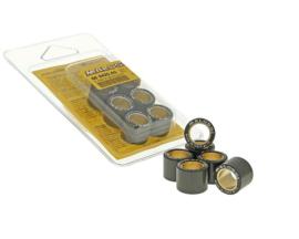 Variateurrolset Malossi 15 x 12 mm - van 3,5 tot 9,2 gram