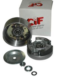 Koppeling compleet CIF - Vespa Ciao / Citta / SI / Boxer / Bravo / Grillo