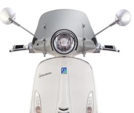 Flyscreen Ermax Piccolo voor Vespa Primavera 50-150 ccm - getint
