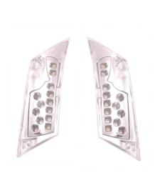 Richtingaanwijzer Set LED Achterzijde | Piaggio Zip
