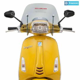 Flyscreen Piaggio Cruiser voor Vespa Sprint 50-150 ccm - getint