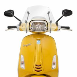 Flyscreen Ermax Piccolo voor Vespa Sprint 50-150 ccm - helder