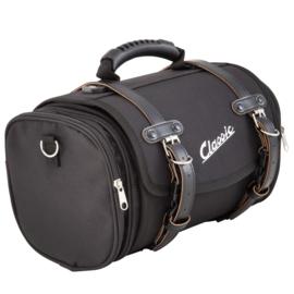 Tas / koffer 'classic' - 10 liter - zwart nylon