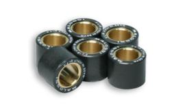 Variateurrolset Malossi 16 x 13 mm - van 3.6 tot 9,0 gram