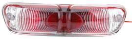 Achterlicht rood-neon - Lexus Look - Piaggio Typhoon