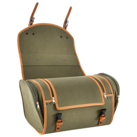 Tas / koffer 'classic' - 35 liter - groen nylon