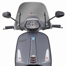 Flyscreen Faco voor Vespa Sprint 50-150 ccm - getint