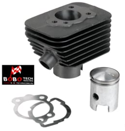 Cilinder Bobotech 50cc - Vespa Ciao / Citta / Bravo / Boxer / SI / Grillo