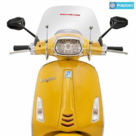 Flyscreen Piaggio Cruiser voor Vespa Sprint 50-150 ccm - helder