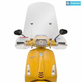 Windscherm Piaggio voor Vespa Sprint 50-150 ccm - helder