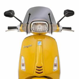 Flyscreen Ermax Piccolo voor Vespa Sprint 50-150 ccm - getint