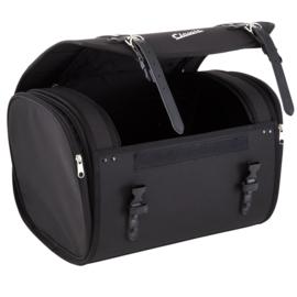 Tas / koffer 'classic' - 35 liter - zwart nylon