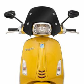 Flyscreen Ermax Piccolo voor Vespa Sprint 50-150 ccm - zwart getint