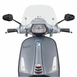 Flyscreen Faco voor Vespa Sprint 50-150 ccm - helder