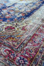 Vintage tapijt original Maat: 187 x 287
