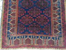 Perzisch: Mashwani baloutsch fine Maat: 125X78