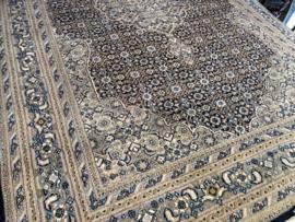 Perzisch: Bidchar Tapijt Old Wash Maat:197X298