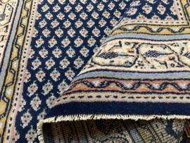 Perzisch: Mooie oude Mir tapijt maat:240X170