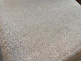 Berber Tapijt Creme Maat: 170X240