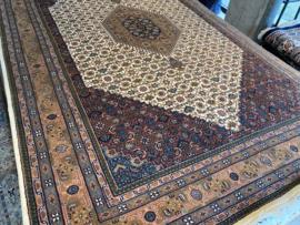 Perzisch: Handgeknoopte Bidjar tapijt Maat: 200X300