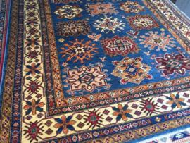 Perzisch: Feraghan Handgeknoopt Maat: 242X172