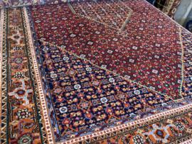 Perzisch: Boeren Bidjar tapijt Maat: 200x300