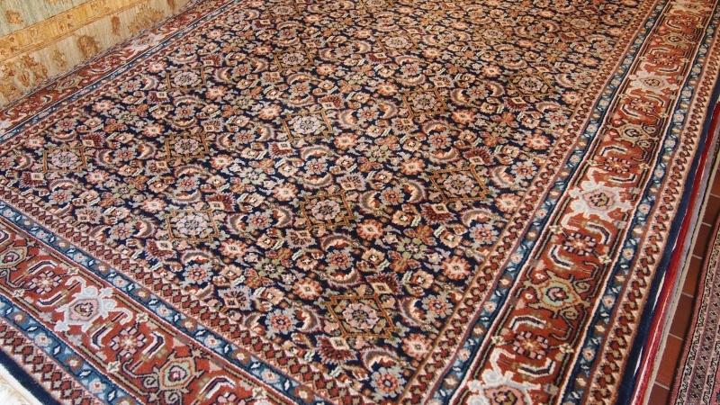 Oude Herat Tapijt Maat:165X245