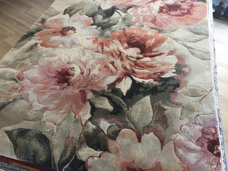 Modern: Bouquet Tapijt Maat:160X230