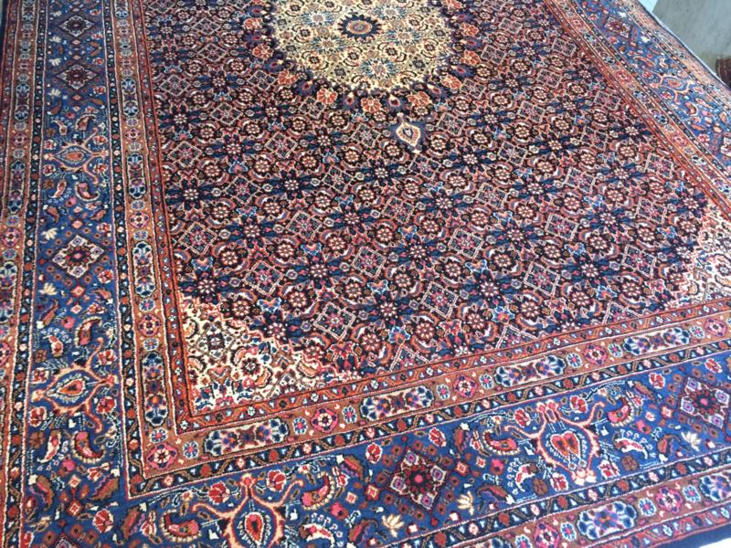 Perzisch: Antieke Mouht tapijt Maat: +/- 180x300