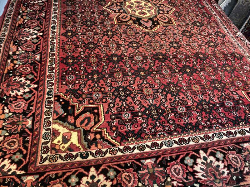 Perzisch: Antieke Borchalou tapijt Maat:300X200
