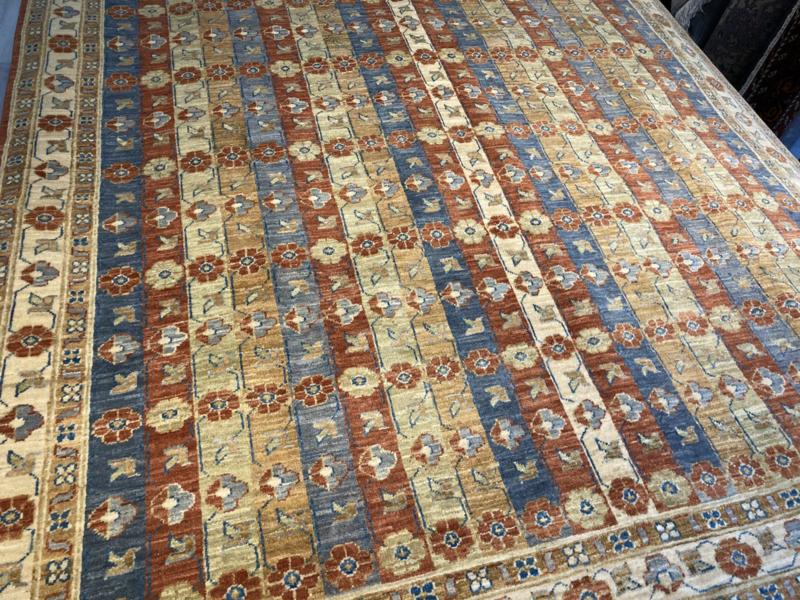 Perzisch: Arsari Shall design tapijt Maat:278X188