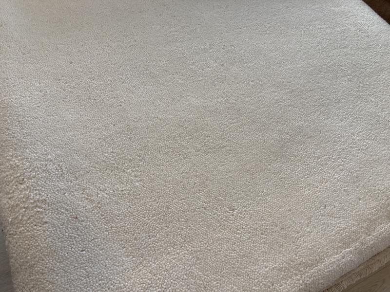 Berber Tapijt Creme Maat: 200X300