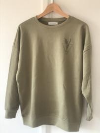 Sweater Wildflower art