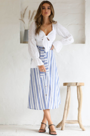 Kimberly midi skirt