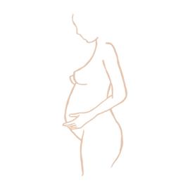 Kalmerende zwangerschapsbalm