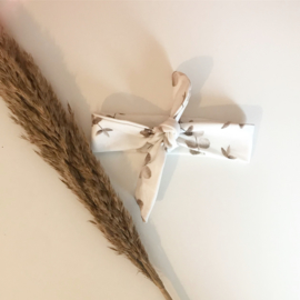 Haarbandje 'eucalyptus'