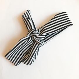 Haarbandje 'small stripes'