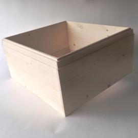Simplex broedkamer van vurenhout
