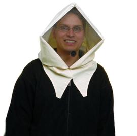 Bijenkap bekend model zonder hoed