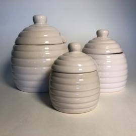 Honingpot 'set van 3'