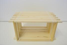 Gemonteerde broed- of honingkamer ramen per 12 stuks ZZ