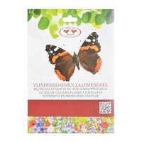 Vlinderbloemen zaadmengsel
