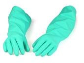 Handschoenen voor het werken met zuren