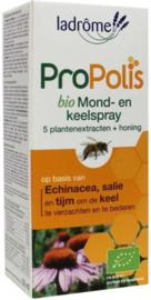 Propolis Mond- en Keelspray - BIO – LaDrome