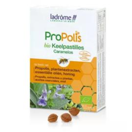 Propolis Keelpastilles - BIO – LaDrome