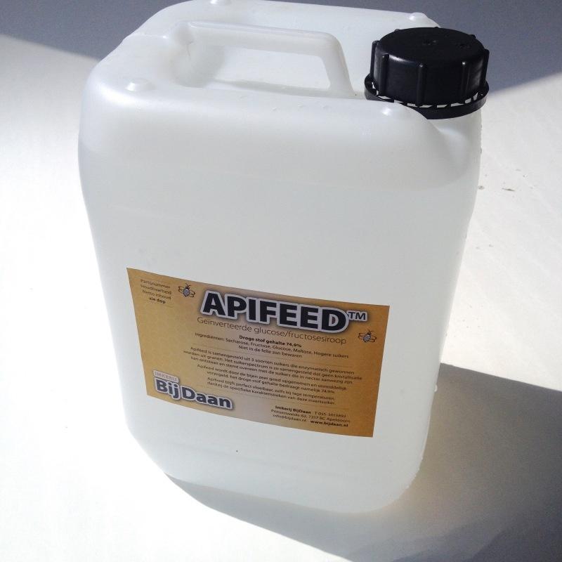 Invertsuiker ApiFeed, prijs per jerrycan bij pallet 60 stuks