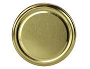 Deksel 'goud' 63 mm